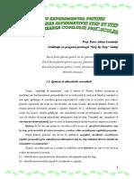 Valorificarea alternativei Step By Step în socializarea copilului preşcolar.pdf