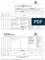 Plano de Curso - Arte - 6º Ano - Polo I - 2017.docx