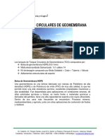 Tanques de Geomembrana Bioagro 2019
