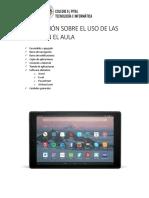 CAPACITACIÓN SOBRE EL USO DE LAS TABLETS EN EL AULA.docx