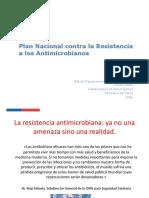 Plan Nacional Contra RAM MINSAL Dra. T. Herrera
