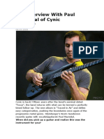 An Interview With Paul Masvidal of Cynic.docx