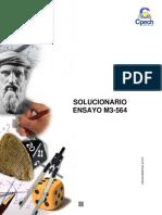 Solucionario Ensayo M3-564 2015.pdf