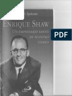 Spoletini - Enrique Shaw Un Empresario Santo de Nuestro Tiempo
