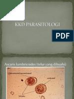 KKD PARASIOLOGI