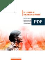 Dolores Cacuango, la Pachamama habló con su voz