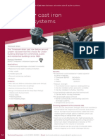 Timesaver Cast Iron Drainage Systems
