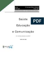 Saúde e Comunicação