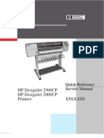 DesignJet 2500CP_2000CP Ref