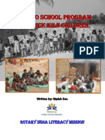 Back to School Program for Brick Klin Children