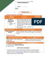 SESIONES DE APRENDIZAJE - 5°.docx