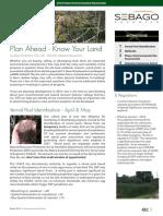 Sebago Technics Environmental Newsletter 2019