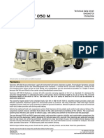 Technical Data Sheet NORMET Variomec MF 050 M
