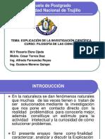 EXPLICACION CIENTIFICA ENSAYO 04.ppt