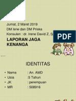MR Kenanga 02 Maret 2019 Dr. Irene, Sp.A (Adel & Isni)
