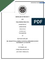 INTERNATIONAL TAXATION EMERGING JURISPRUDENCE.doc