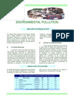 Sikkim Enviromental Pollution in India