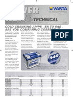 12026 Varta Technical News Flyer June 09