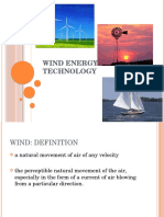 RN Wind Energy Technology