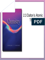 2 3 Daltons Atomic Theory
