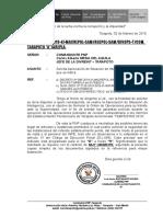 Trabajo de Documentacion Policial - Oficio