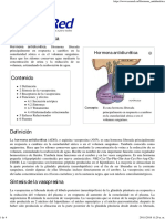 Hormona antidiurética - EcuRed