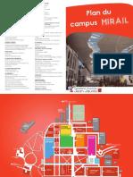 Plan Campus Mirail 2017