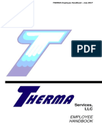Therma Services LLC Employee Handbook.pdf