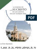 La Iglesia de Jesucristo de Los Santos de Los Ultimos Dias
