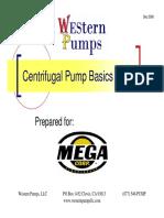 Centrifugal Pump Basics - MEGA Dec 06