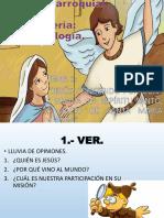 1.- Jesucristo Concebido Por Obra y Gracia Del Espiritu Santo