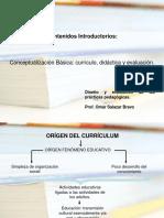 Introductorios Curriculum