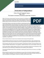 Declaration ReadTheDeclaration