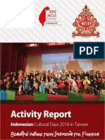 Activity Report NCU ICD 2017