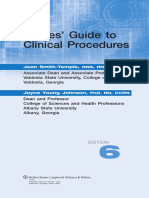 (Nurse Guide to Clinical Procedures) Jean Smith-Temple, Joyce Young Johnson - Nurses' Guide to Clinical Procedures-LWW (2009).pdf