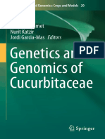 (Plant Genetics and Genomics_ Crops and Models 20) Rebecca Grumet, Nurit Katzir, Jordi Garcia-Mas (eds.) - Genetics and Genomics of Cucurbitaceae-Springer International Publishing (2017).pdf