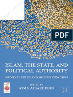 [Middle East Today] Asma Afsaruddin (eds.) - Islam, the State, and Political Authority_ Medieval Issues and Modern Concerns (2011, Palgrave Macmillan US).pdf