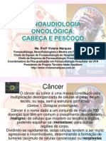 Fonoaudiologia Oncológica
