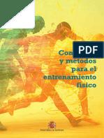 Conceptos y m Todos Para El Entrenamiento f Sico