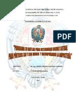 PROGRAMA PARA DETERMINAR RIGIDEZ LATERAL DE PÓRTICO, MURO DE CORTE Y DE MANPOSTERÍA.docx