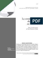Dialnet-LaConstruccionDelEstadoEnPanama-5206360