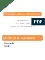 Introduccion a Las Artes Audiovisuales 2018