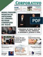 Jornal Corporativo NR3079 De28 de Março de 2019