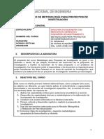 SÍLABO METODOLOGÍA PARA PROYECTOS DE INVESTIGACIÓN_1.docx