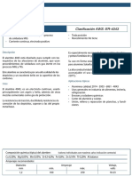 alambre 4043 (Soldadura)