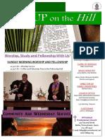 Newsletter April 2019 Website