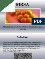 Hygienemaßnahmen Bei MRSA