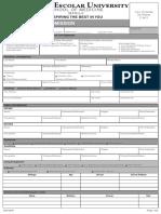 CEU_College Application Form
