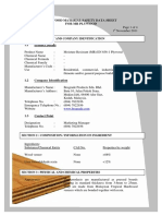 Plywood Material Safety Data Sheet for MR Plywood.pdf