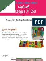 lapbook de lengua